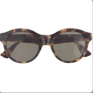 Jcrew x SUPER Mona Sunglasses